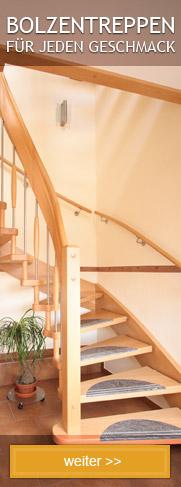 mehr Treppen
